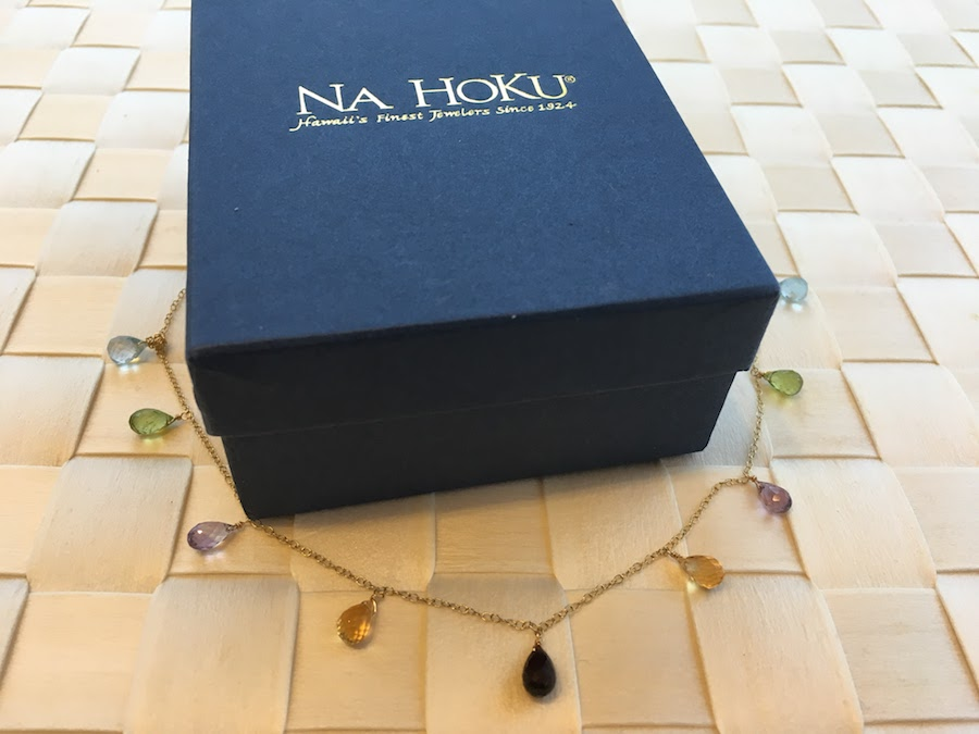 nahokuのネックレス