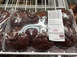 アメリカCOSTCOのチョコレートマフィン