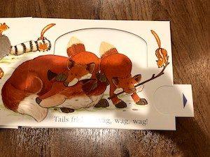 Tails絵本