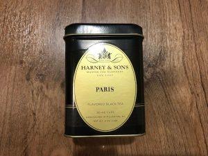 Harney&sons black tea leaf PARIS