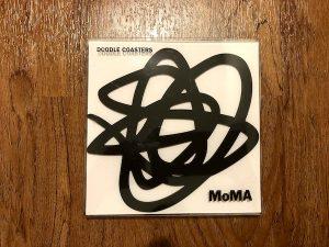 MoMAのお洒落コースター