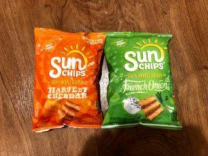 アメリカのお菓子Sun Chips