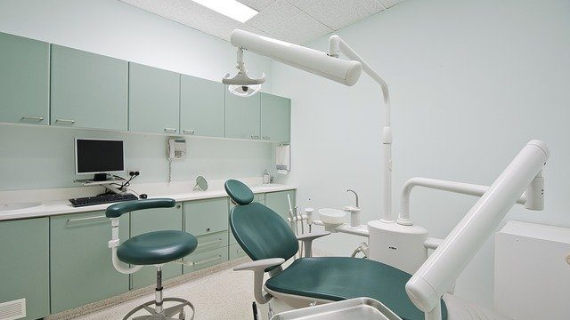 アメリカの歯医者