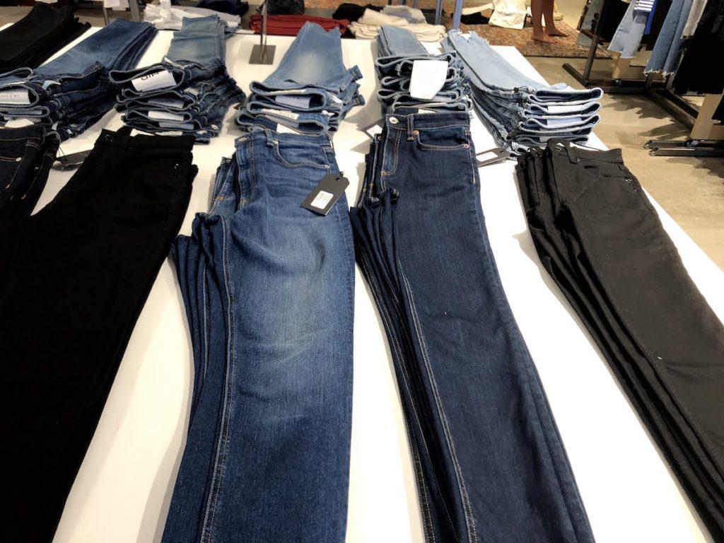 rag&boneのジーンズ