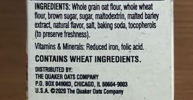 アメリカの食品原材料とアレルギーラベル