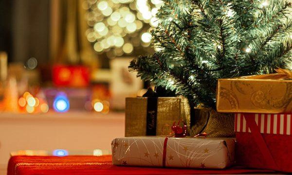 アメリカの子供のクリスマスプレゼント