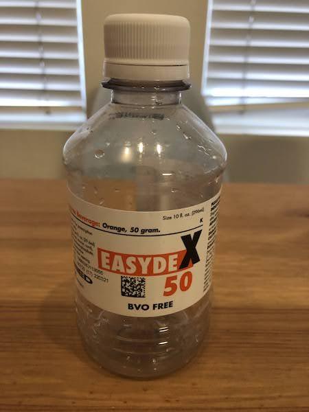 アメリカの妊娠糖尿病検査で使う糖質ドリンク